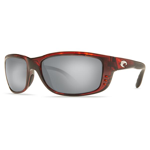 Zane Sunglasses, Shiny Tortoise Frames with Costa 580 Silver Mirror Glass Lenses Tortoise/silver Sale $239.00 SKU: 10734135 ID# ZN 10 OSCGLP UPC# 97963468411 :