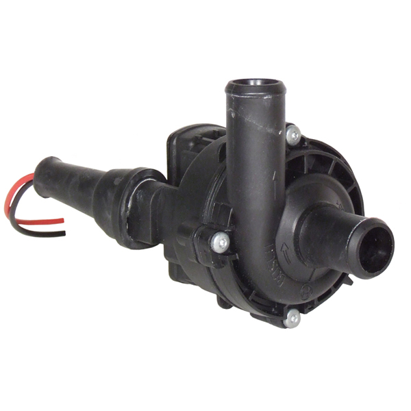 Jabsco 12vdc plastic pump non self priming for hot water for General motors extended warranty plans