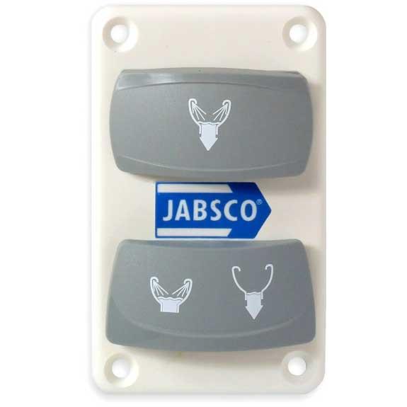 Jabsco Switch Panel Sale $199.99 SKU: 10738896 ID# 37047-2000 UPC# 671880564540 :