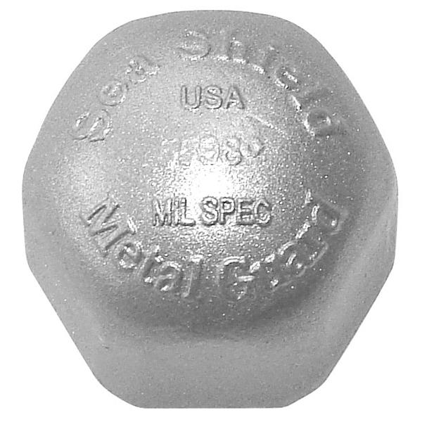Sea Shield Marine M-55989 Mercury Zinc Anode
