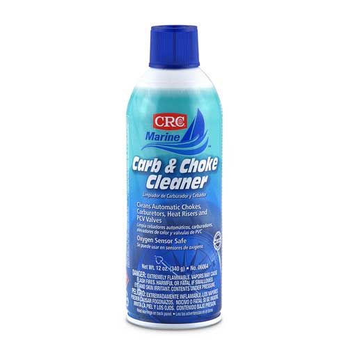 CRC Marine Carb/Choke Cleaner, 16. oz spray