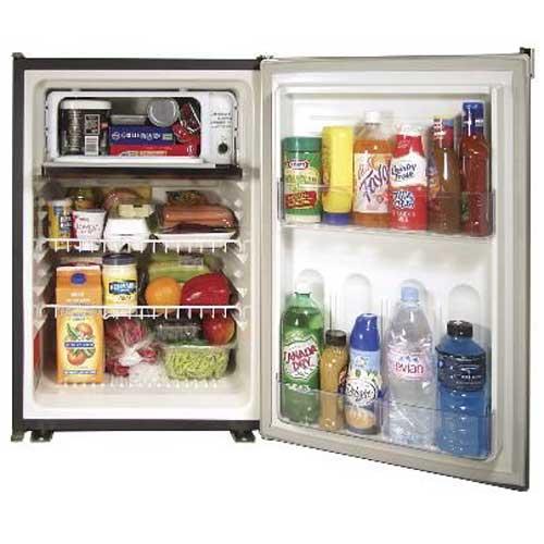 Norcold 3.6 Cubic Ft. Refrigerator/Freezer DE0078
