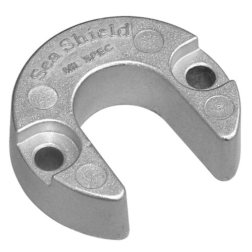 Sea Shield Marine M-806189 - Mercury Alpha Aluminum Anode