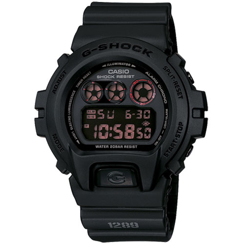 Casio G-Shock Classic Watch Black