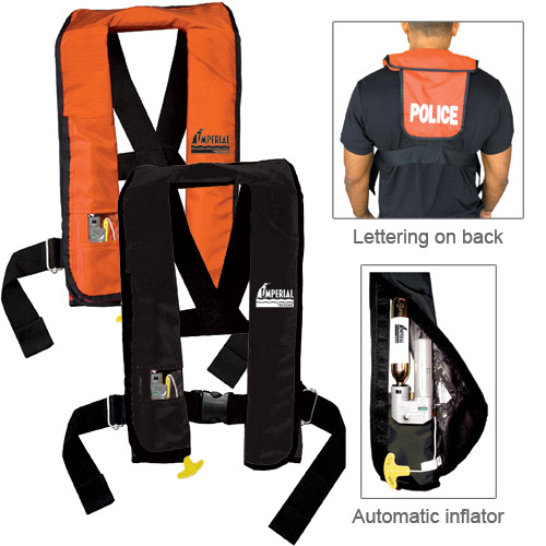 Imperial Commercial Inflatable Life Jackets