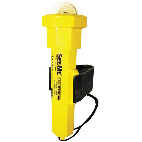 Revere Supply See-Me 2.0 LED Strobe Water Activation Light Sale $34.99 SKU: 10913127 ID# 10913127 UPC# 812713010241 :