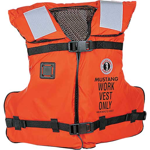 Mustang Survival Type III/V Work Vest