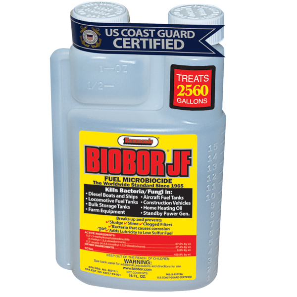 Biobor JF - Diesel Biocide and Lubricity Additive, 32 oz.