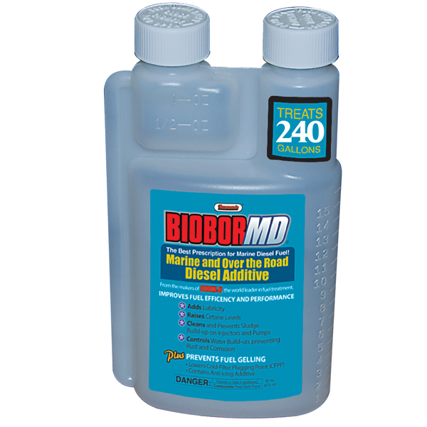 Biobor MD - Marine Diesel Fuel Additive, 32 Oz