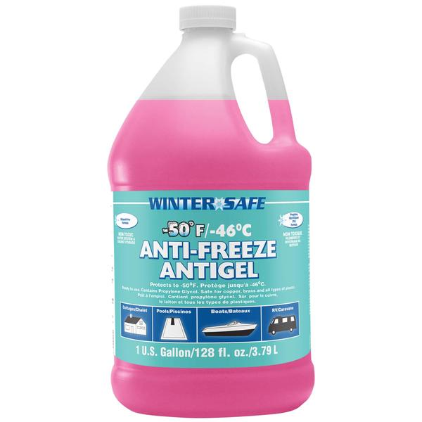 Starbrite WinterSafe -50 Professional Grade Antifreeze, Gallon