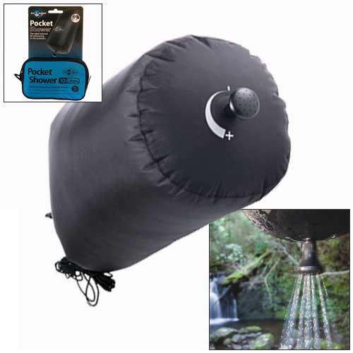 Sea To Summit Pocket Shower Sale $32.99 SKU: 10948669 ID# 195 UPC# 9327868003488 :