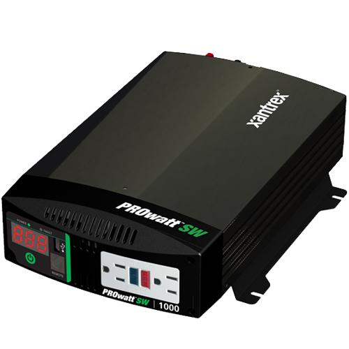 Xantrex PROwatt SW 1000, 1000W Continuous Capacity, 2000W Surge Capacity Sale $269.99 SKU: 10957314 ID# 806-1210 UPC# 715535894146 :