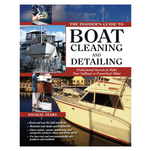 Mcgraw-hill The Insider's Guide to Boat Cleaning and Detailing Sale $19.95 SKU: 10976074 ID# 71596933 UPC# 9780071596930 :