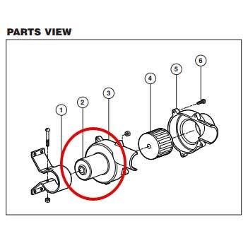 Rule Industries Motor, Replacement 24V Sale $209.99 SKU: 109795 ID# 30200-0010 UPC# 671880023443 :