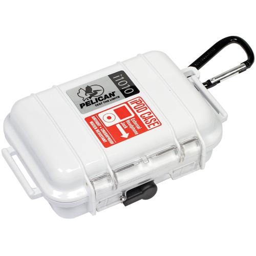 Pelican Micro Dry Case, White Sale $9.66 SKU: 10980548 ID# 1010-045-230 UPC# 19428079826 :