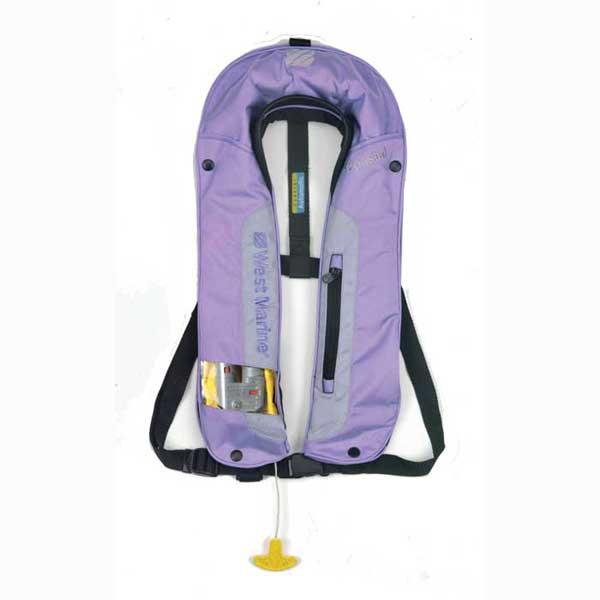 West Marine Coastal Automatic Inflatable Life Jacket