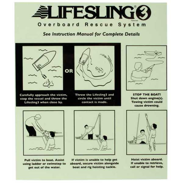 Lifesling2 Fiberglass Case Decal Only Sale $8.88 SKU: 10997534 ID# WMLS2-DECAL UPC# 25282083510 :