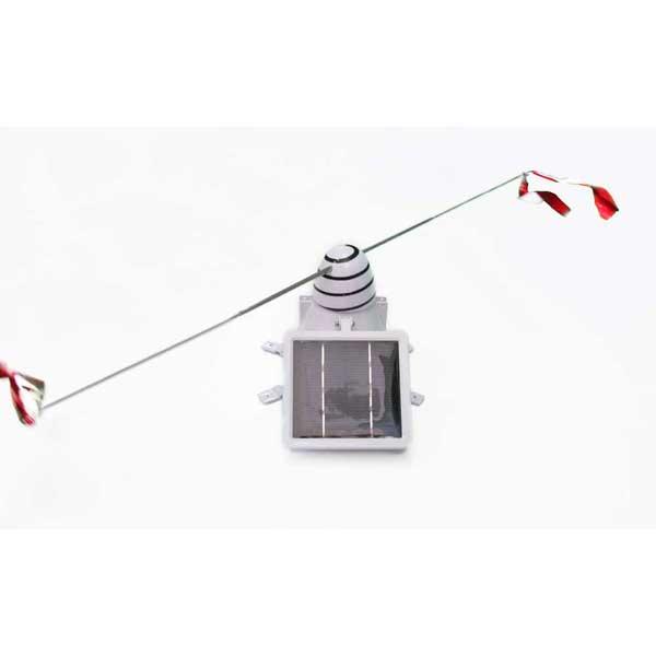 Bird B Gone Solar-Powered Bird Repeller