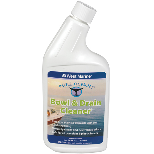 West Marine Bowl & Drain Cleaner Sale $13.99 SKU: 11007333 ID# 11007333 UPC# 25282083671 :