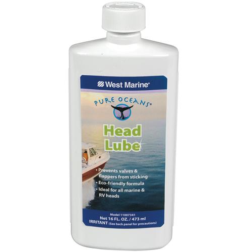 West Marine Head Lube Sale $13.99 SKU: 11007341 ID# 11007341 UPC# 25282083688 :
