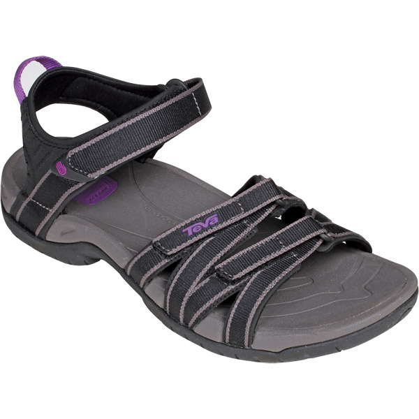Teva Women's Tirra Sandals, Black, 9 Sale $80.00 SKU: 11541919 ID# 4266-1424 UPC# 737872030827 :