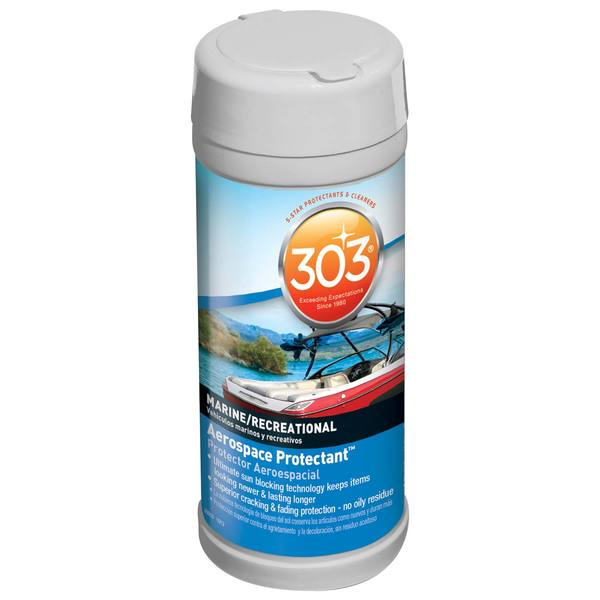 303 Products 303 Aerospace Protectant Wipes 40 Towelettes