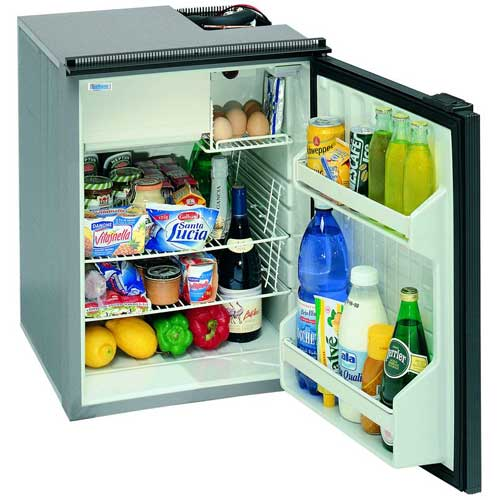 Cruise 85 Rerigerator/Freezer - 3.0 Cu. Ft. Volume