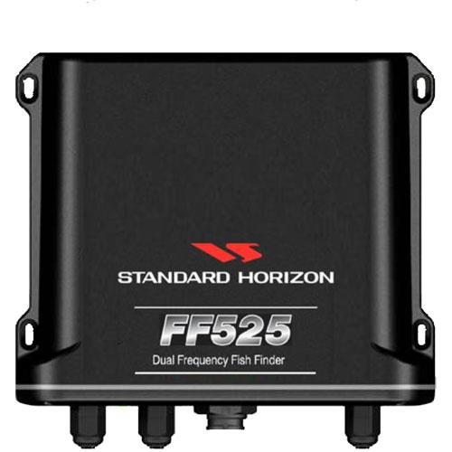 Standard Horizon FF525 Black Box Fishfinder Module Sale $229.99 SKU: 11029881 ID# FF525 UPC# 788026115709 :