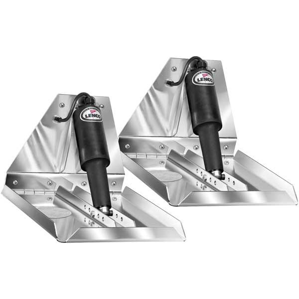 Lenco Marine Heavy Duty Performance Trim Tab Kit - 12 x 12 Sale $779.99 SKU: 11035482 ID# 15041-101 UPC# 874847004633 :