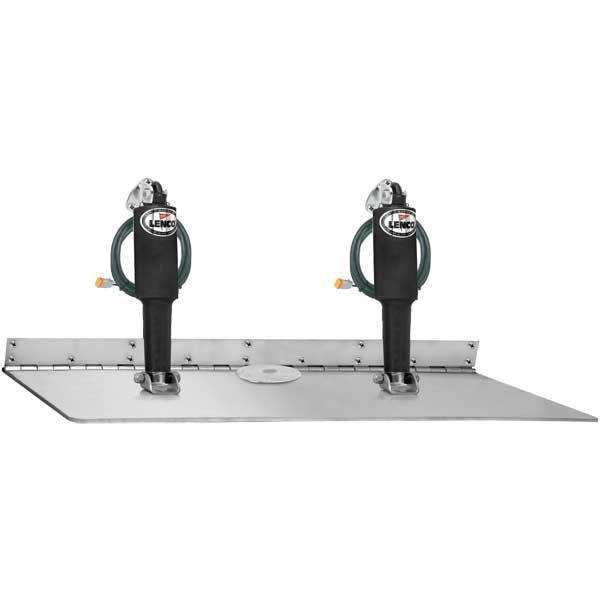Lenco Marine Super Strong Trim Tab Kit - 16 x 30 Sale $1429.99 SKU: 11035920 ID# 15031-101 UPC# 874847004534 :