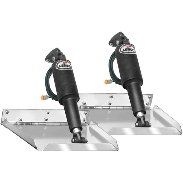 Lenco Marine Performance Trim Tab Kit - 18 x 14 Sale $679.99 SKU: 11035987 ID# 15040-101 UPC# 874847004626 :