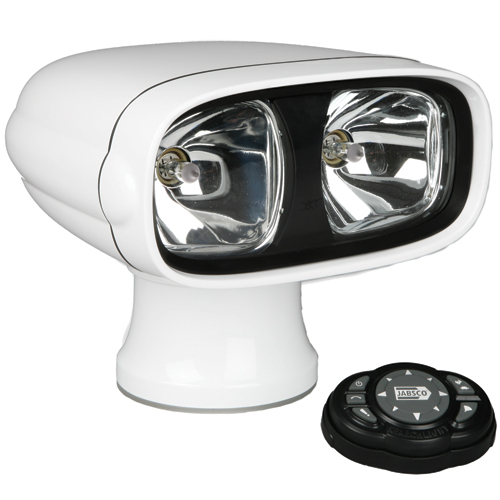 Jabsco 233SL Dual Beam Searchlight, 24V, 10 Amps