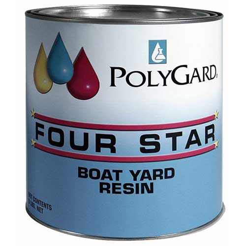 BoatYard Resin