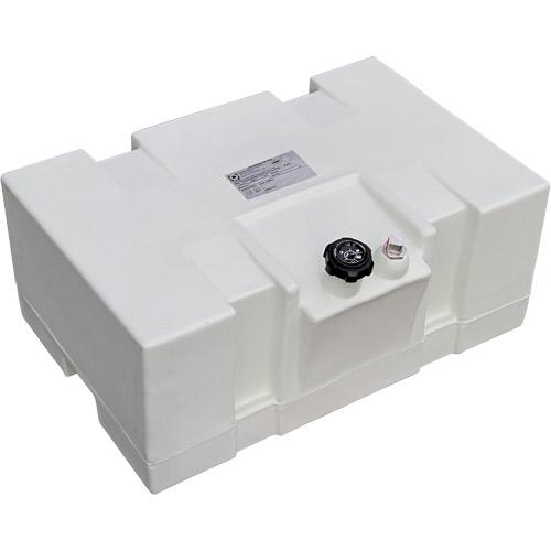 Moeller 22 Gallon White Above Deck Fuel Tank Sale $259.99 SKU: 11052461 ID# 31626 UPC# 39729011455 :