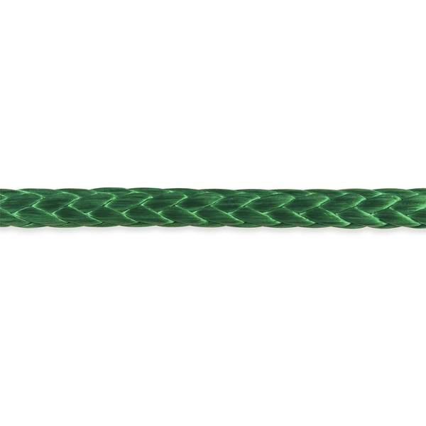 Samson Rope AmSteel Dyneema SK-60 Single Braid, Green