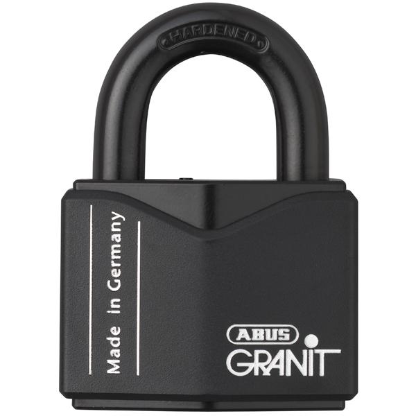 Abus Lock Granite Keyed Different Padlock, 1