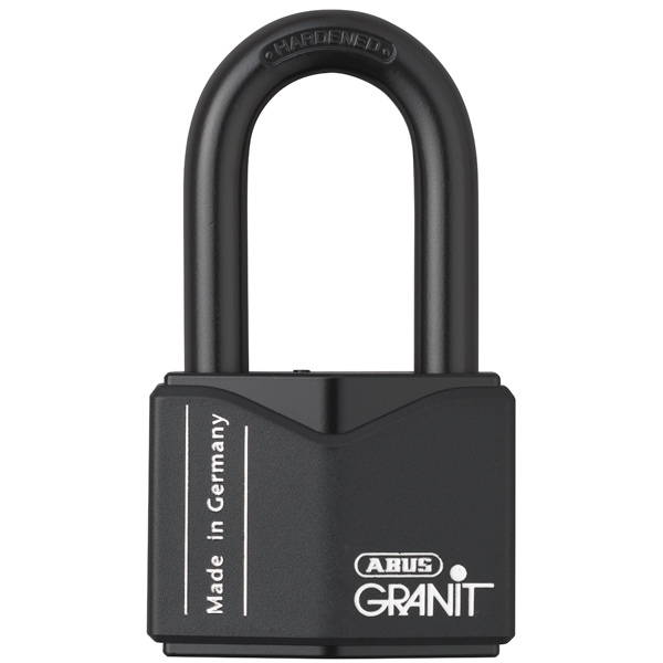 Abus Lock Granite Keyed Different Long, 2 Sale $149.99 SKU: 11098779 ID# 37HB/55 KD UPC# 78217379301 :