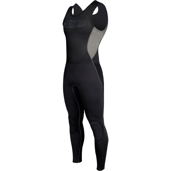 Ronstan Men's CL27 Skiff Suit, Black/Gray, XL Sale $149.95 SKU: 11102399 ID# CL27XL UPC# 9316800441204 :