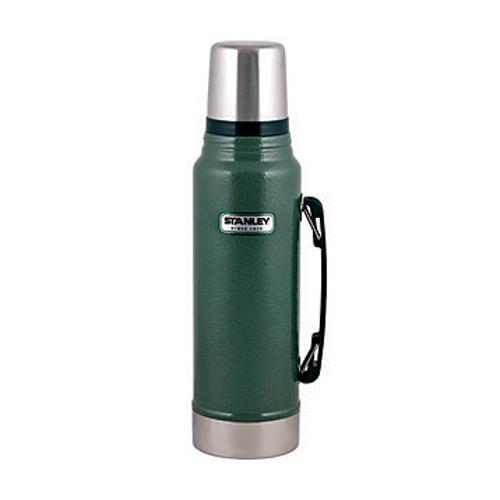 Stanley Classic Vacuum Bottle, 1.1 Quarts