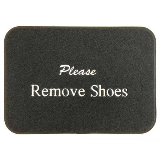 Cape Hatteras Marine Remove Shoes Mat