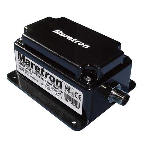 Maretron SIM100-01 Switch Indicator Module Sale $314.99 SKU: 11115607 ID# SIM100-01 UPC# 873804000190 :