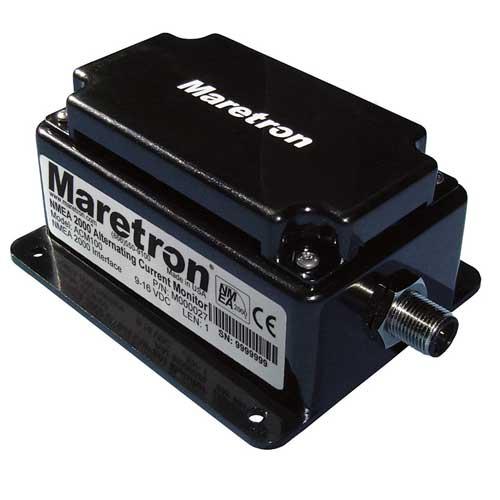 Maretron ACM100 Alternating Current Monitor Sale $394.99 SKU: 11115631 ID# ACM100-01 UPC# 873804000176 :