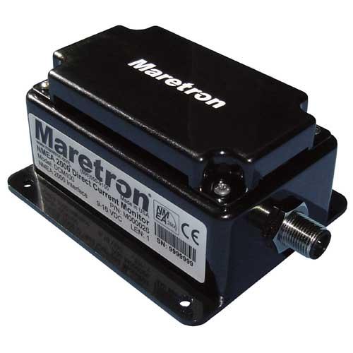 Maretron DCM100 Direct Current Monitor Sale $399.99 SKU: 11115649 ID# DCM100-01 UPC# 873804000183 :