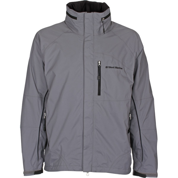 Men's Storm Jacket, Steel, S