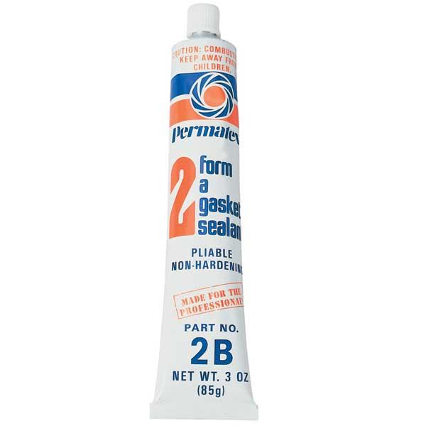 Permatex Form-A-Gasket Sealant, 3 OZ. Sale $6.29 SKU: 111569 ID# 80016 UPC# 686226800169 :