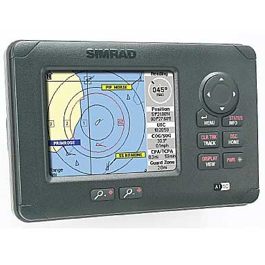Simrad AI50 Class B AIS Transponder with Display Sale $1419.99 SKU: 11158722 ID# 000-0135-00 UPC# 42194532301 :