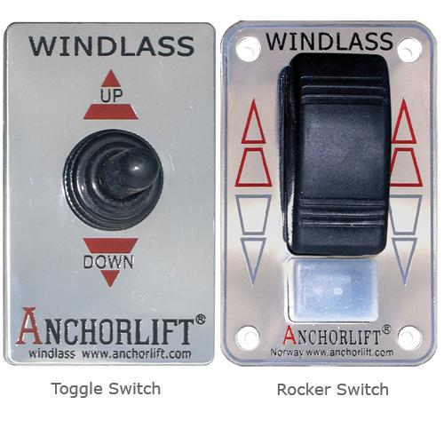Anchorlift Rocker Switch, Panel Sale $49.99 SKU: 11189685 ID# 90801 :