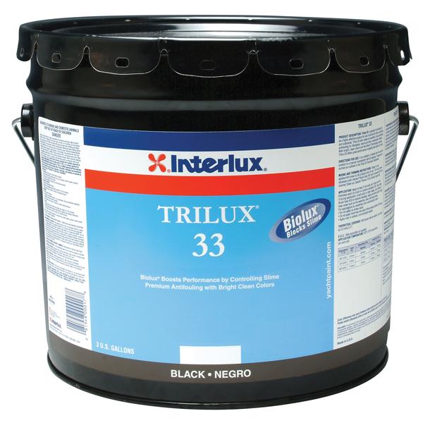 Interlux Trilux 33, Black, 3 Ga.