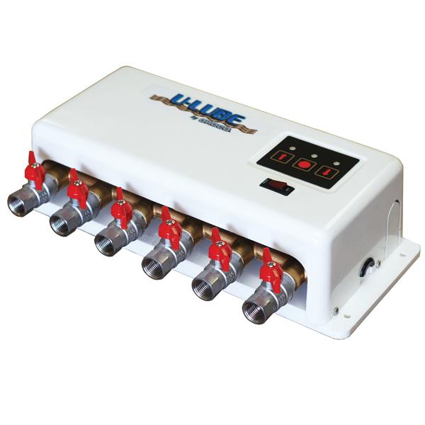 Groco U-Lube Oil Change-Manifold 6-Ports Sale $619.99 SKU: 11235504 ID# G-6 12V UPC# 742985144941 :