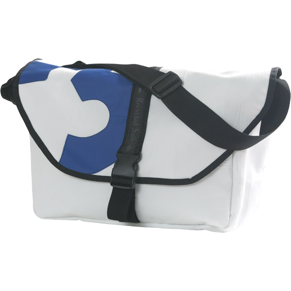 Ella Vickers Messenger Bag Blue